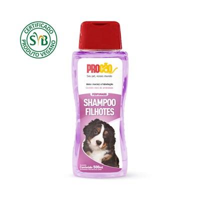 Shampoo Procão Vegano para Cães Filhotes 500ml