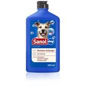 Shampoo Sanol Dog Antipulgas para Cães 500ml