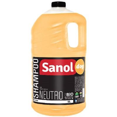 Shampoo Sanol Dog Neutro para Cães e Gatos 5lt