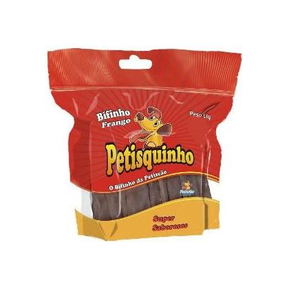 Snack Petisquinho para Cães Tablete Sabor Frango 1kg