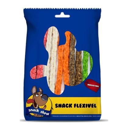 Snack Show Palito Flexível Estrela Misto 10 Unidades