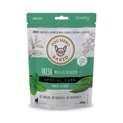 Snacks Fresh para Cães Luopet 150gr