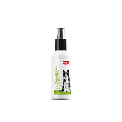 Spray Ibasa Antipulgas e Carrapatos para Cães 100ml
