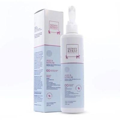 Spray Sensy E Trat Aqua Serum para Cães e Gatos 250ml