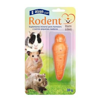 Suplemento Mineral Alcon Rodente para Roedores 30g