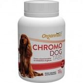 Suplemento Organnact Choromo Dog Tabs para Cães 18gr