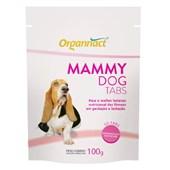 Suplemento Organnact Dog Tabs Mammy para Cães 100gr