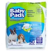 Tapete Higiênico Baby Pads para Cães 50un