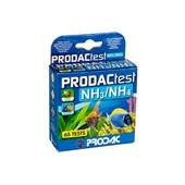 Teste de Amônia Prodac para Aquário NH3 NH4
