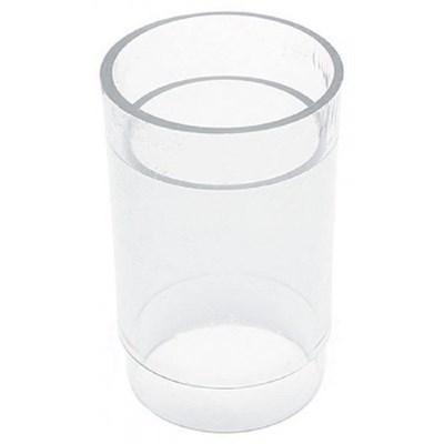 Tubo Plástico Mr Pet Inteiro Cristal para Filtro Biológico