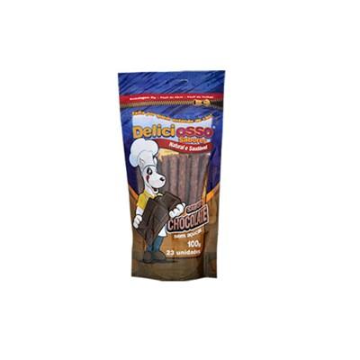 Xisdog Deliciosso Palito Fino Chocolate para Cães 100gr