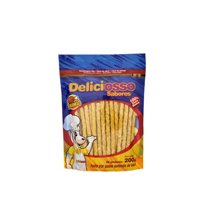 Xisdog Deliciosso Palito Fino Frango para Cães 200gr
